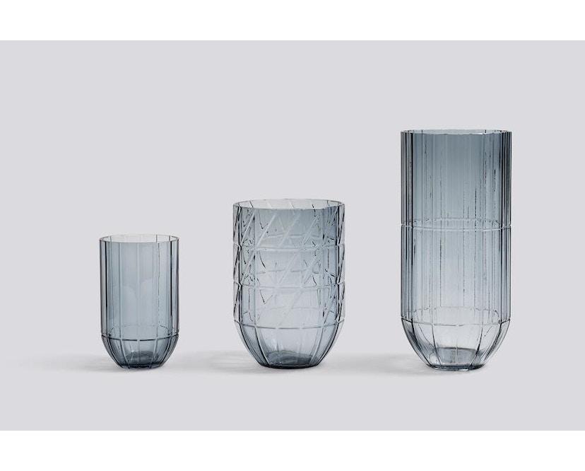 HAY - Colour Vase - blau - L - 4