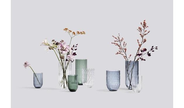 HAY - Colour Vase - transparent - M - 3