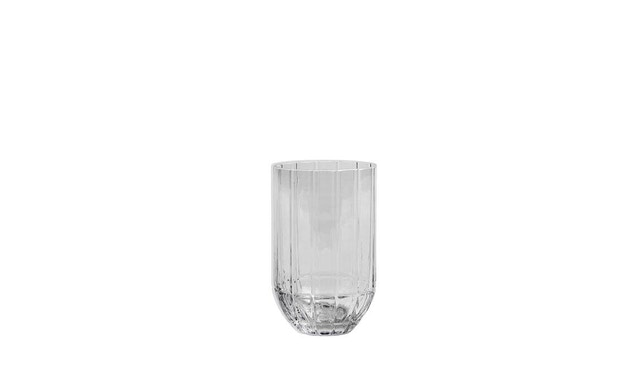 HAY - Colour Vase - transparent - M - 1