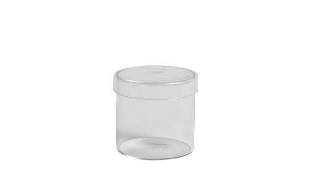 HAY - Container Aufbewahrungsglas - transparent - S - 1