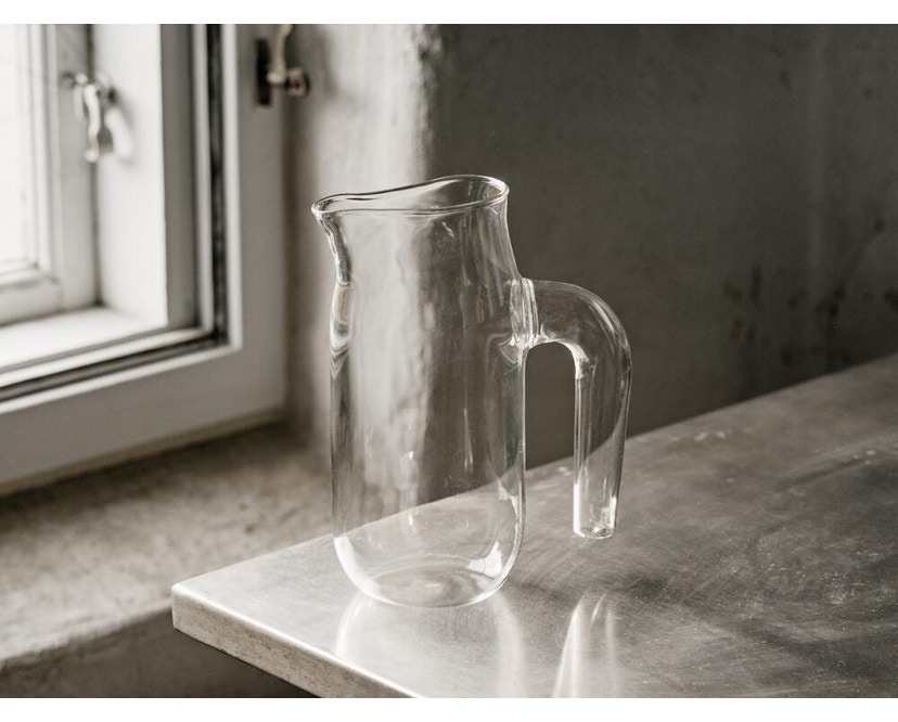 HAY - Jug Karaffe - transparent - L - 2