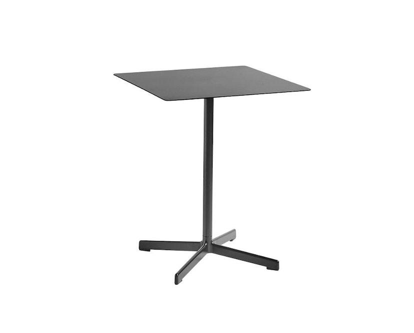 HAY - Neu Tisch - charcoal - quadratisch - 1