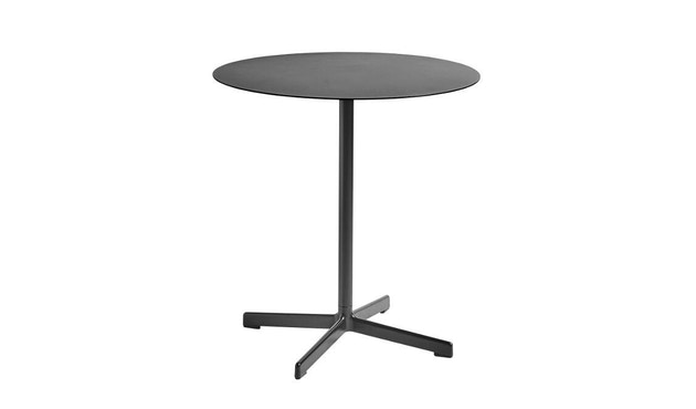 HAY - Neu Tisch - charcoal - rund - 1