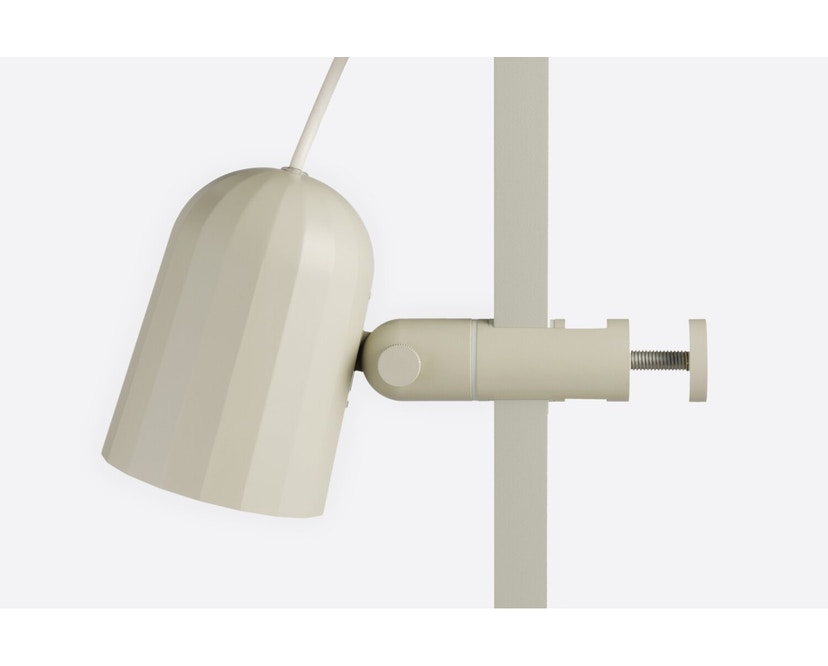 HAY - Noc Clip Light klemlamp - wit - 2
