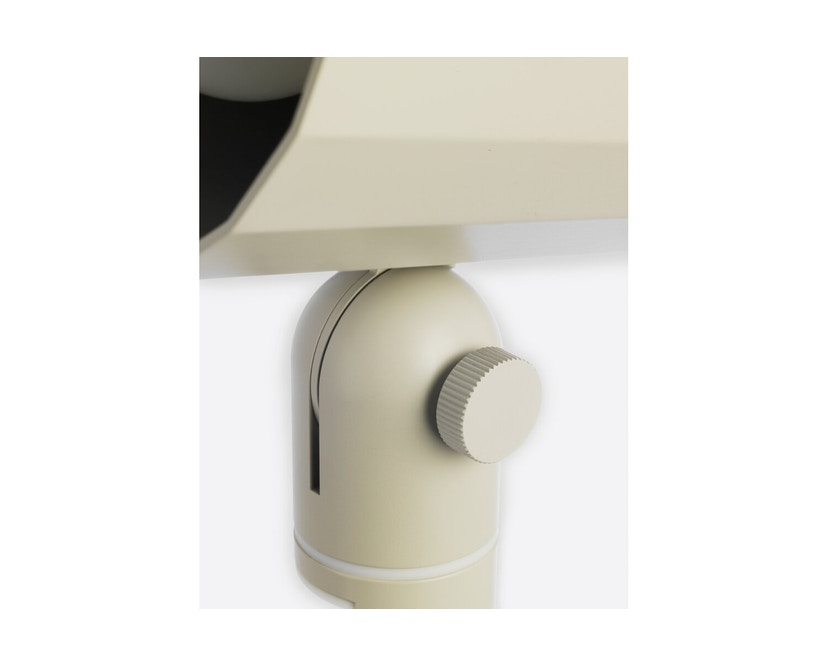 HAY - Noc Clip Light klemlamp - wit - 3
