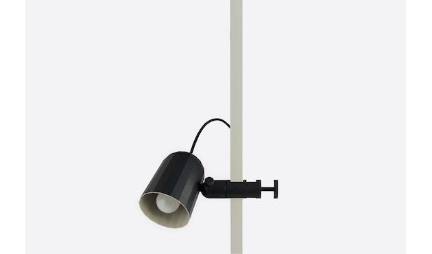 HAY - Noc Clip Light klemlamp - donkergrijs - 1
