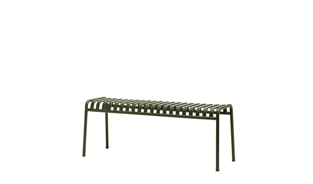 HAY - Palissade Bench - olive - 1