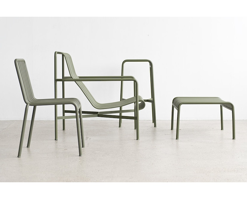 HAY - Palissade Chair - anthracite - 4