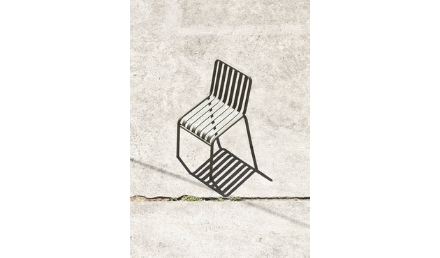 HAY - Palissade Chair - antraciet - 5
