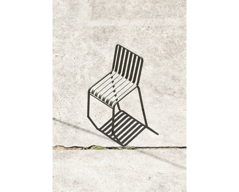 HAY - Palissade Chair - anthracite - 5