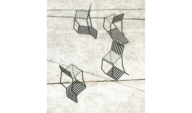 HAY - Palissade Chair - antraciet - 6