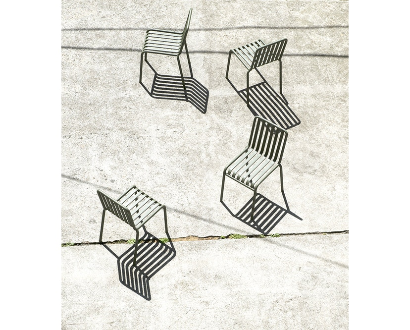 HAY - Palissade Chair - anthracite - 6
