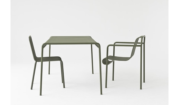 HAY - Palissade Chair - antraciet - 8