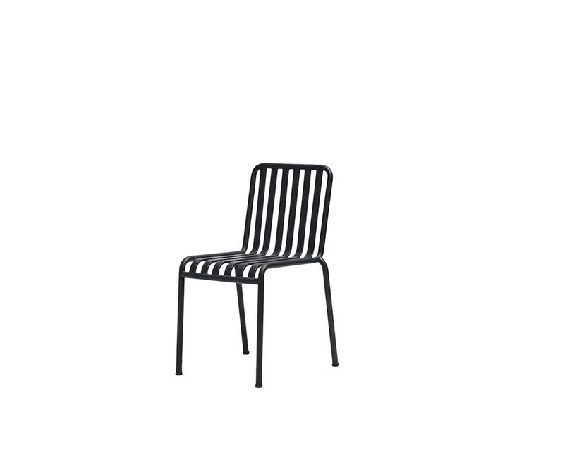 HAY - Palissade Chair - antraciet - 1