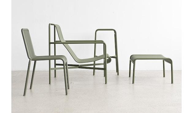 HAY - Palissade Chair - sky grey - 4