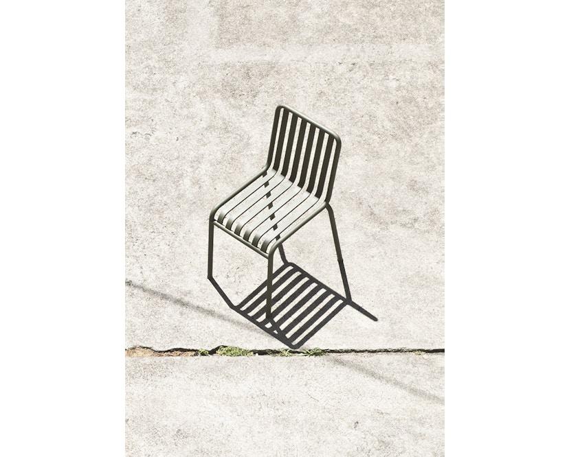 HAY - Palissade Chair - sky grey - 5