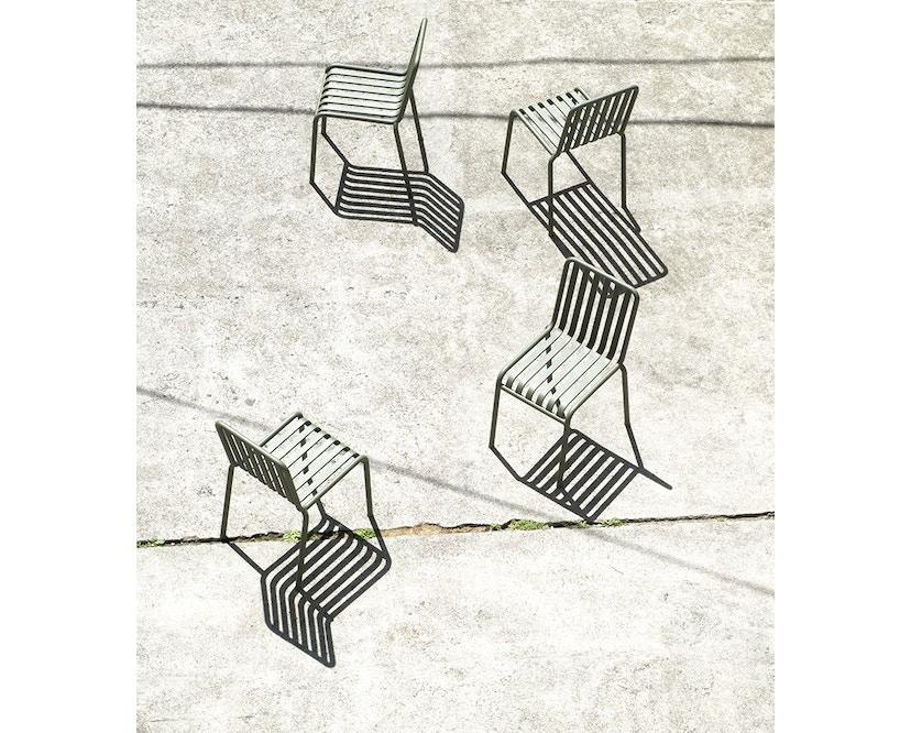 HAY - Palissade Chair - sky grey - 6