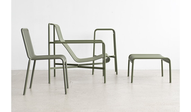 HAY - Palissade Chair - olive - 4