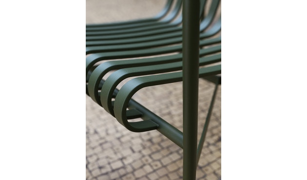 HAY - Palissade Chair - olive - 11