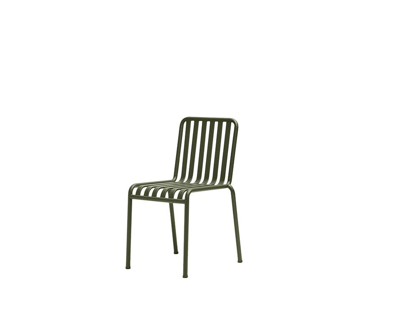 HAY - Palissade Chair - olive - 1