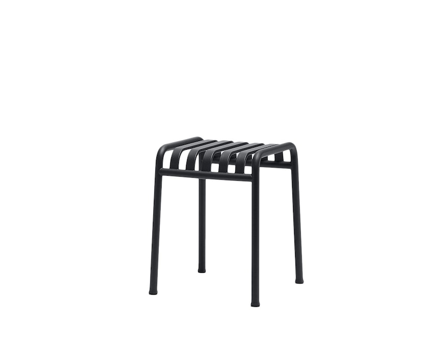 HAY - Tabouret Palissade - anthracite - 1