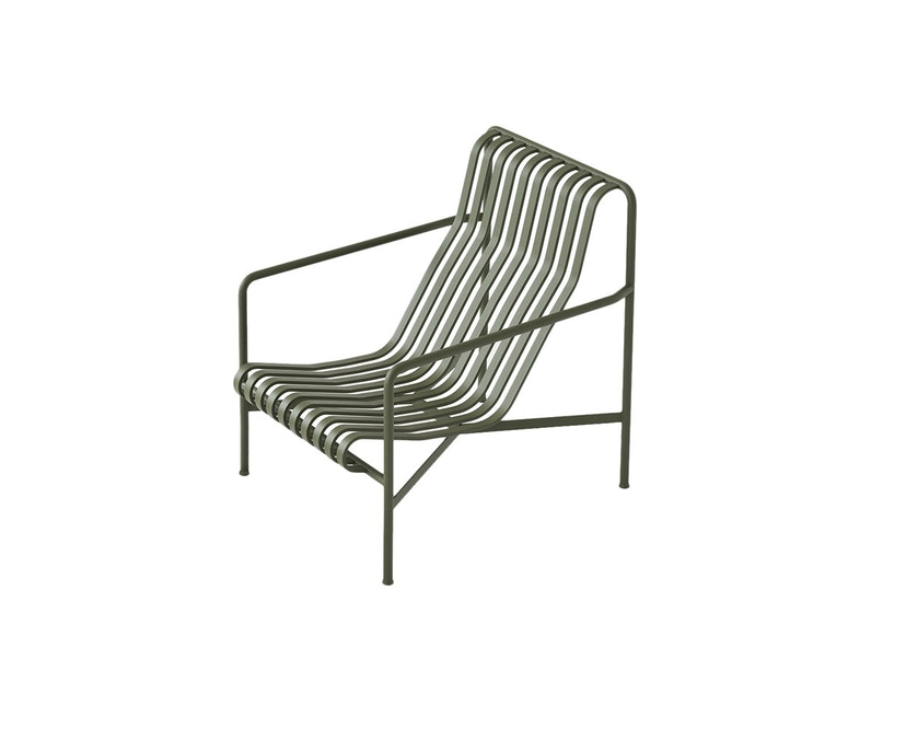 HAY - Palissade Lounge Chair High - 3