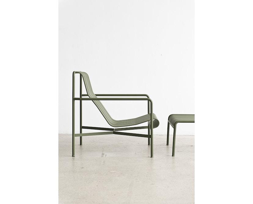 HAY - Palissade Lounge Chair High - 5