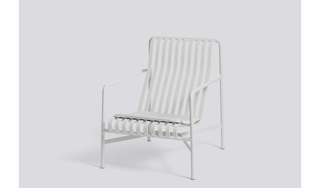 HAY - Palissade Lounge Chair High - 2