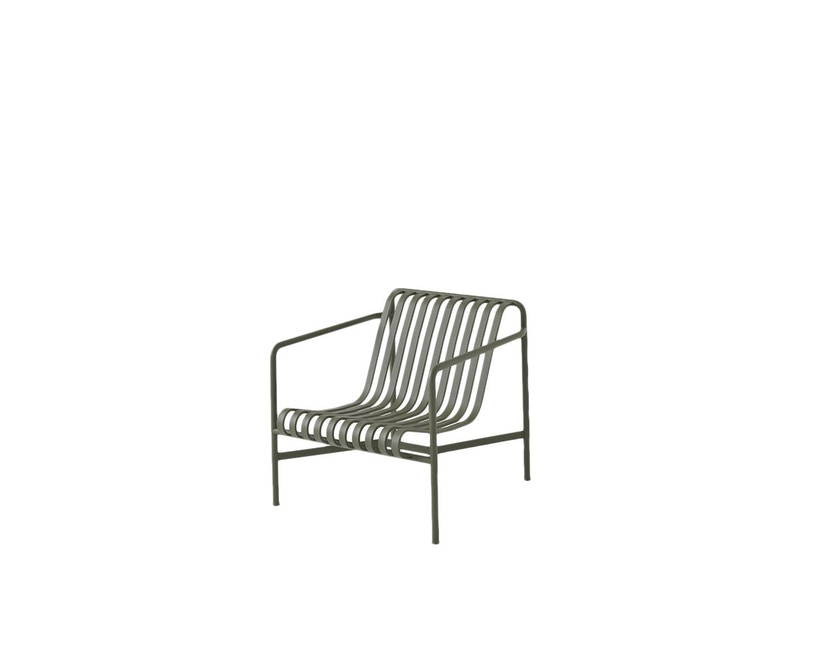 HAY - Palissade Lounge Chair Low - 2