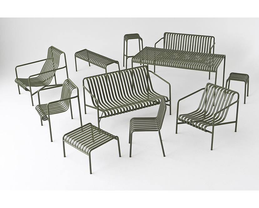 HAY - Palissade Lounge Chair Low - 4