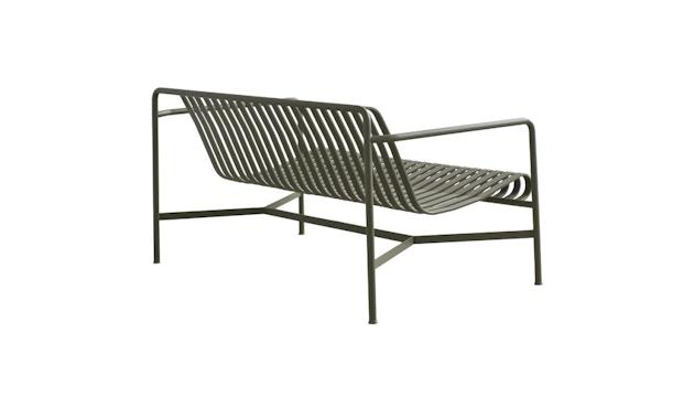 HAY - Palissade Lounge Sofa - sky grey - 2