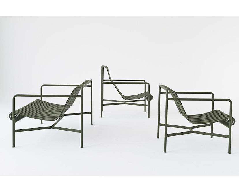 HAY - Palissade Lounge Sofa - sky grey - 4