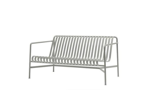 HAY - Palissade Lounge Sofa - sky grey - 1