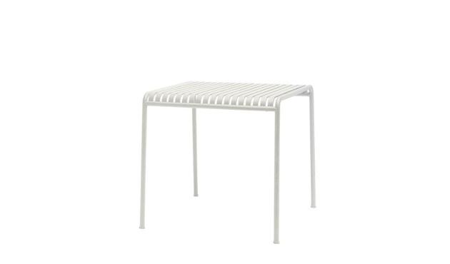 HAY - Table Palissade - blanc crème - 80 x 80 cm - 5