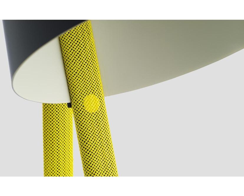 HAY - Rope Trick Stehleuchte - gelb - 2