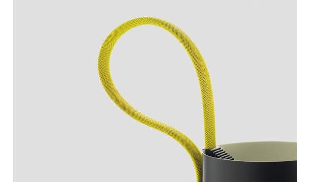 HAY - Rope Trick Stehleuchte - gelb - 3