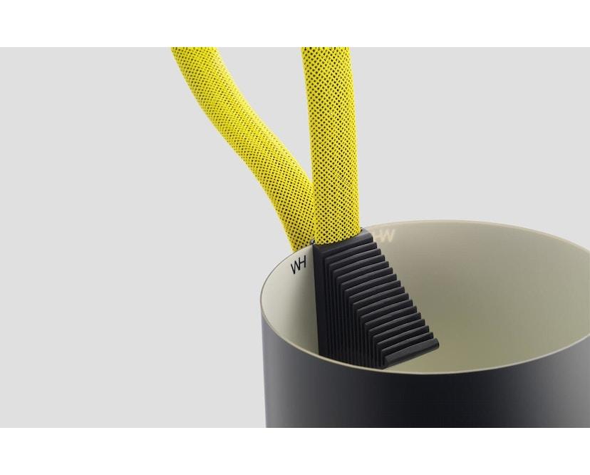 HAY - Rope Trick Stehleuchte - gelb - 4