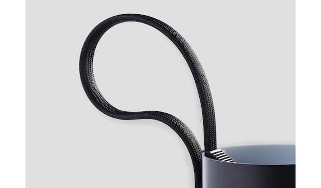 HAY - Rope Trick Stehleuchte - schwarz - 4