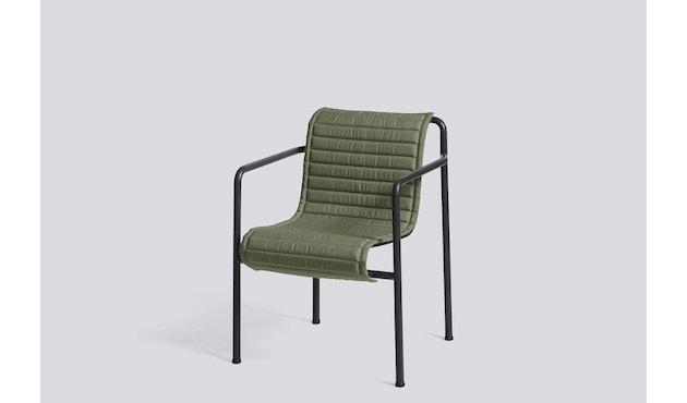 HAY - Zitkussen Palissade Dining Arm Chair - 4