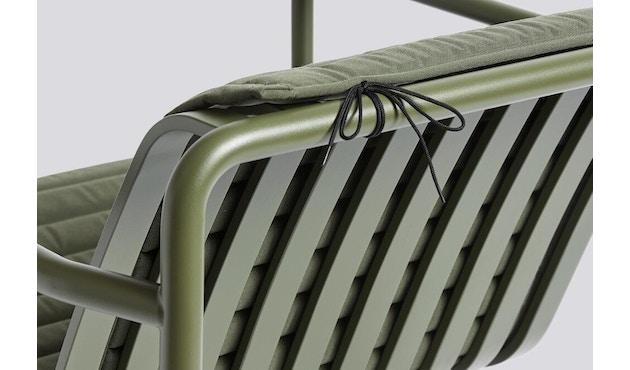 HAY - Zitkussen Palissade Dining Arm Chair - 6