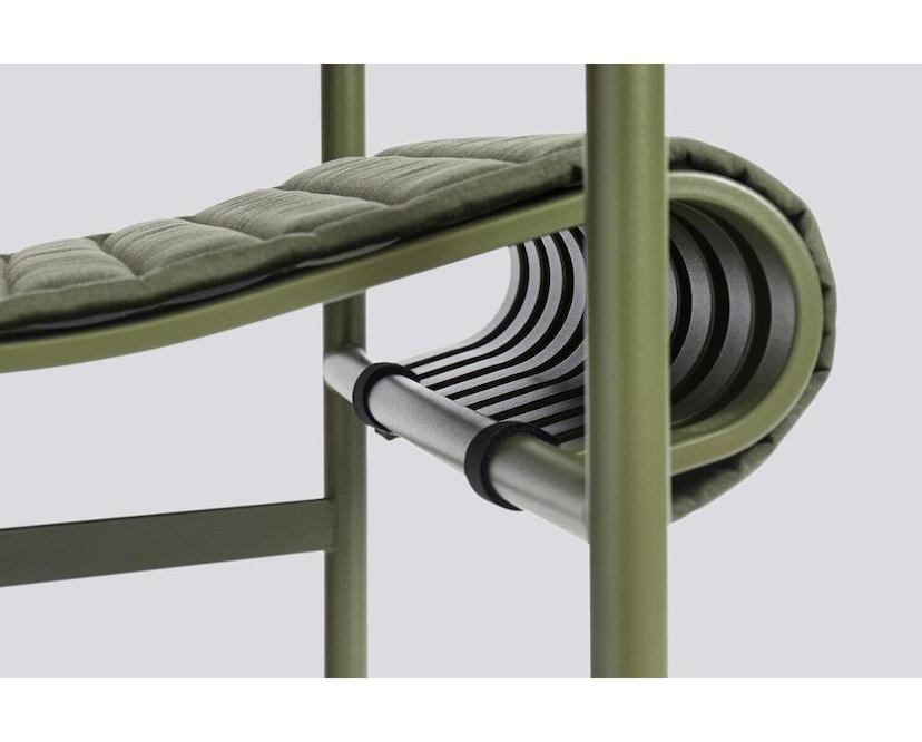 HAY - Sitzauflage für Palissade Dining Bench - 5