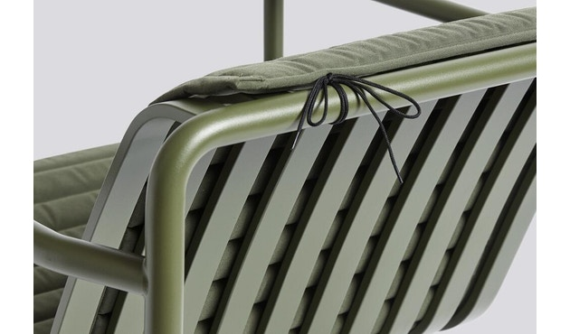 HAY - Sitzauflage für Palissade Dining Bench - 6