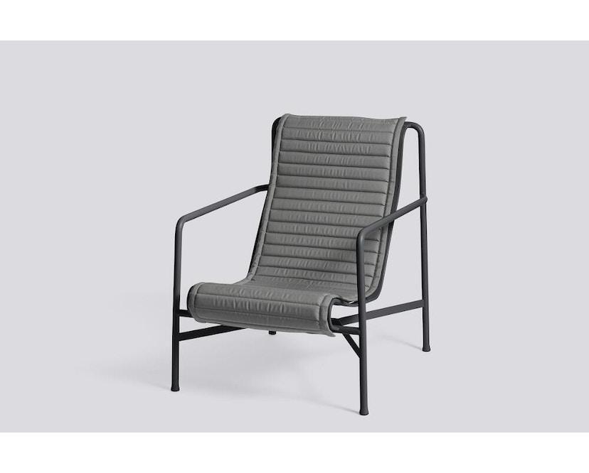 HAY - Sitzauflage für Palissade Lounge Chair High - 4