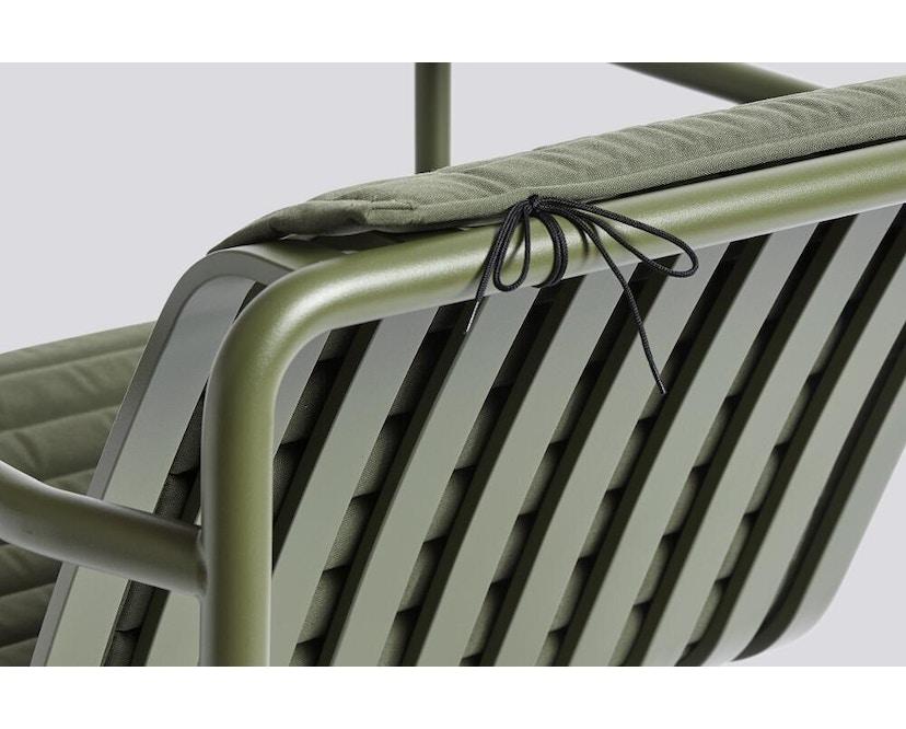 HAY - Sitzauflage für Palissade Lounge Chair High - 5