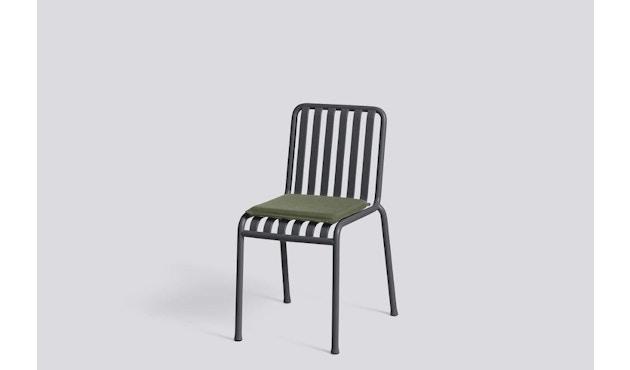 HAY - Sitzkissen für Palissade Chair und Arm Chair - olive - 1