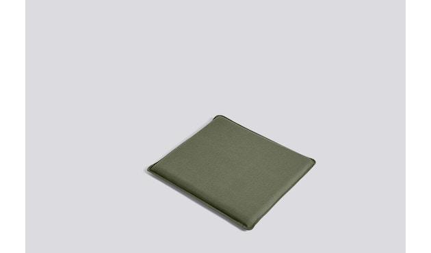 HAY - Sitzkissen für Palissade Dining Arm Chair - olive - 1