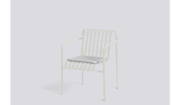 HAY - Zitkussen voor Palissade Dining Arm Chair - grijs - 4