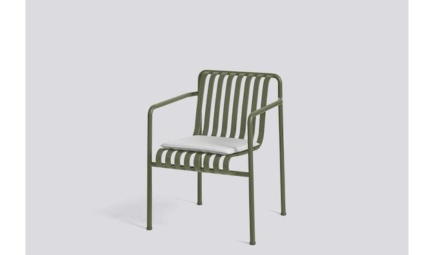 HAY - Zitkussen voor Palissade Dining Arm Chair - grijs - 5