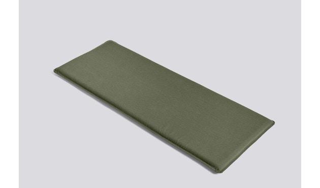 Sitzkissen für Palissade Dining Bench - olive von HAY