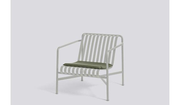 HAY - Sitzkissen für Palissade Lounge Chair Low und High - olive - 5
